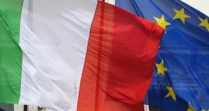 bandiera europa italia