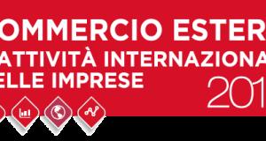 commercio estero 2016