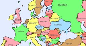 mappa_europa
